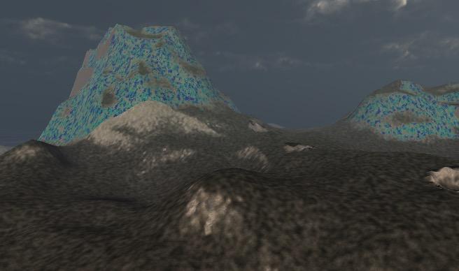 Terrain Basemap Texture Corruption? - Unity Forum