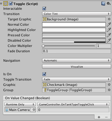 unity how to call functionfrom ui button