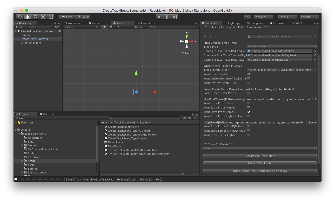 COMING SOON] Roads And Tracks Maker Unity Editor Extention - Unity Forum