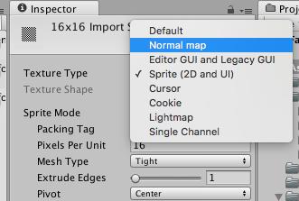 Texture Type - Advanced ] : missing? - Unity Forum