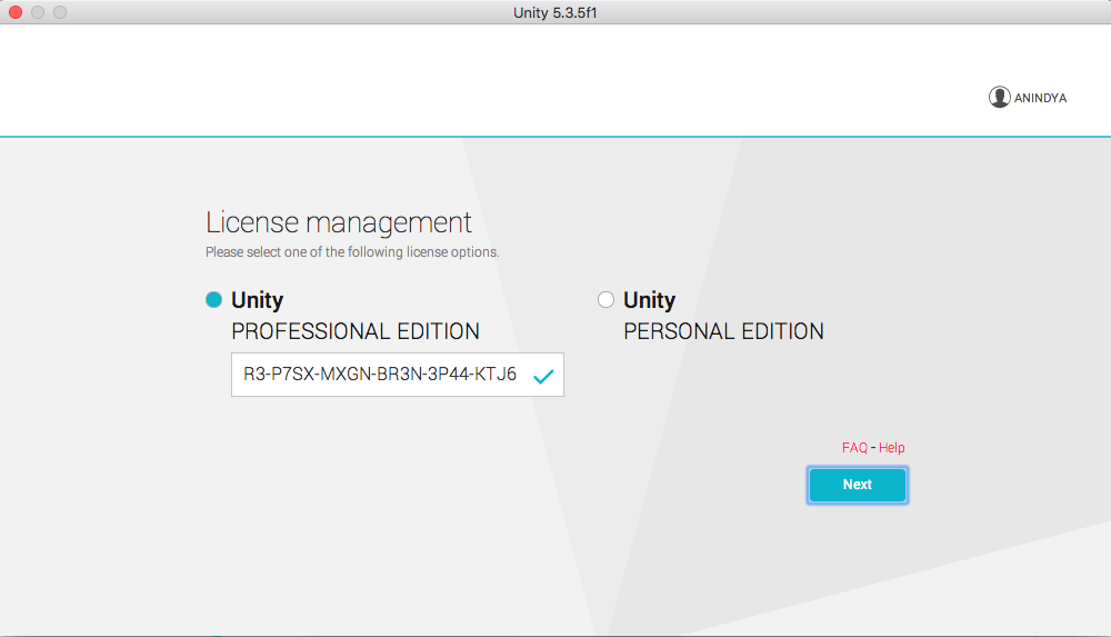 Unity launch stuck at license management screen - Unity Forum