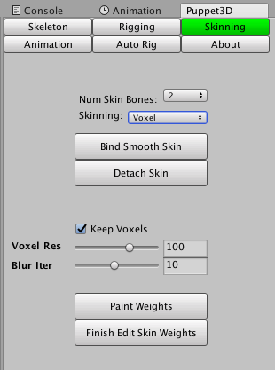 RELEASED] Puppet3D - a professional rigging toolset for
