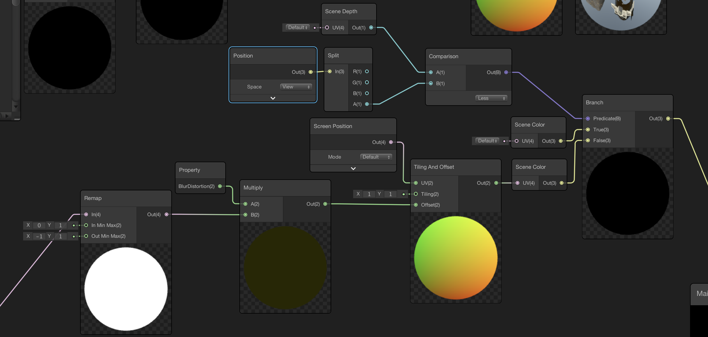 Feedback Wanted: Shader Graph | Page 33 - Unity Forum
