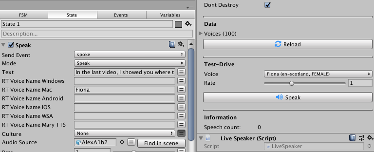 RT-Voice - Run-time text-to-speech solution | Page 18 - Unity Forum