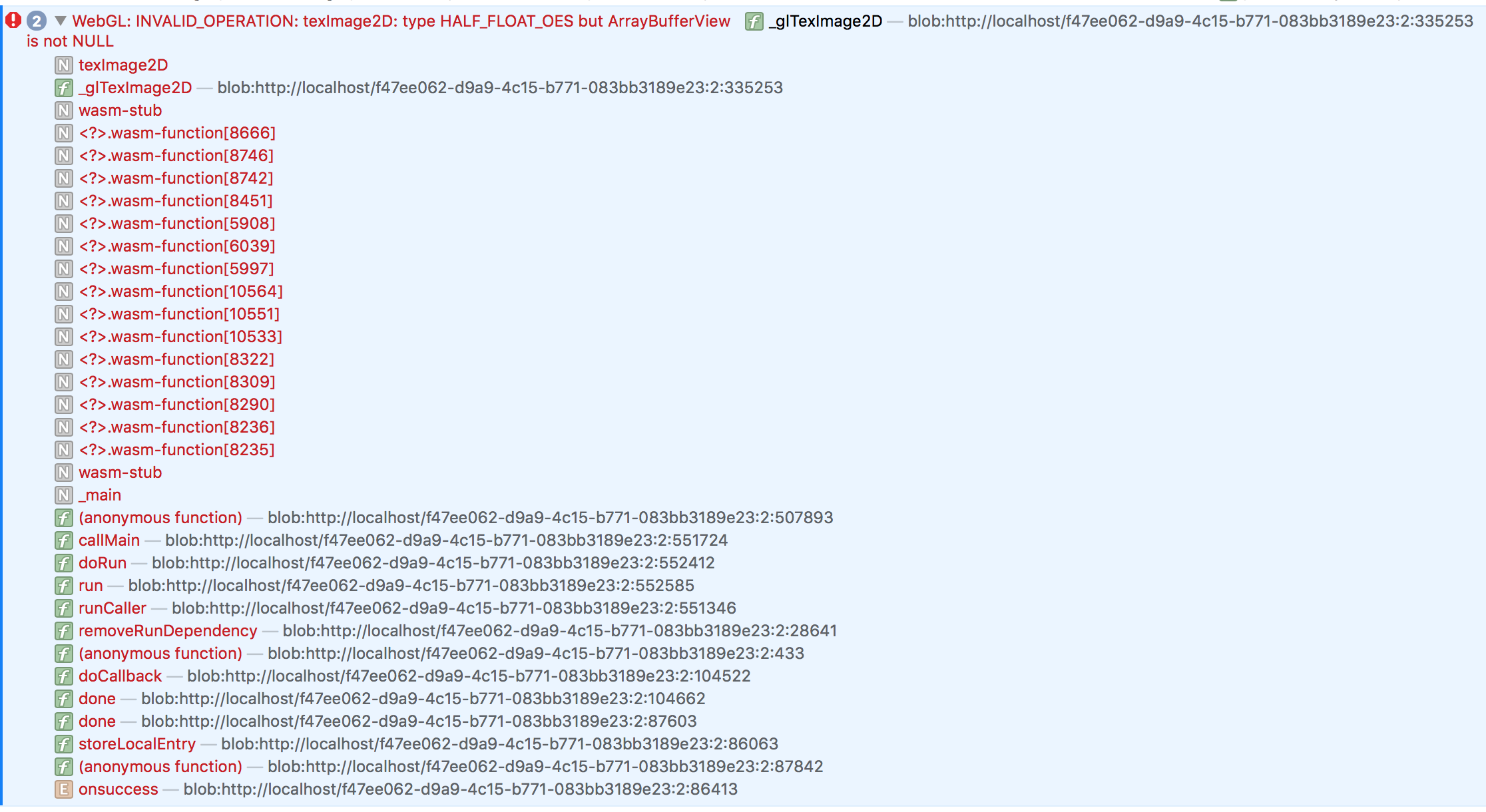 WebGL is not working in Safari Web Browser - Unity Forum