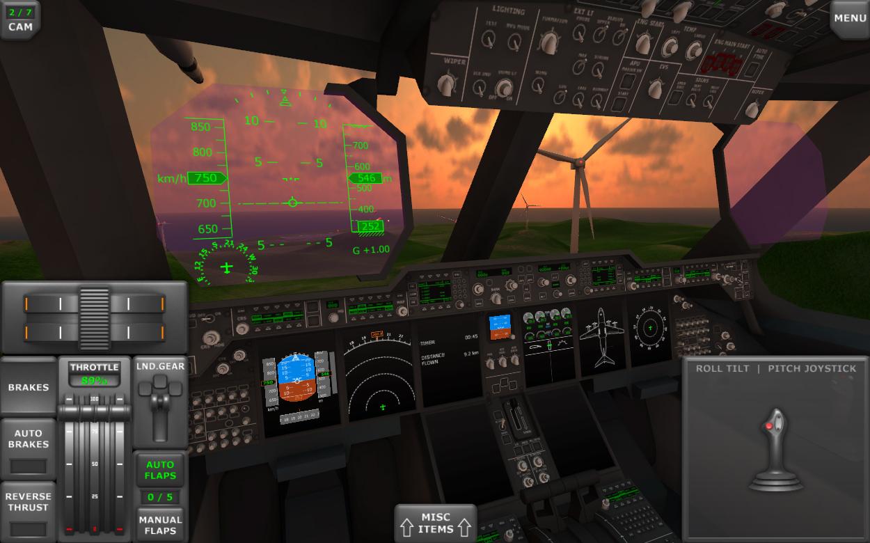 Games - Turboprop Flight Simulator - Airbus A400M - Unity Forum
