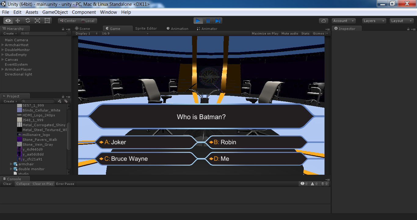How I Build A Who Wants To Be A Millionaire Style Quiz Game - Who wants to be a millionaire online template