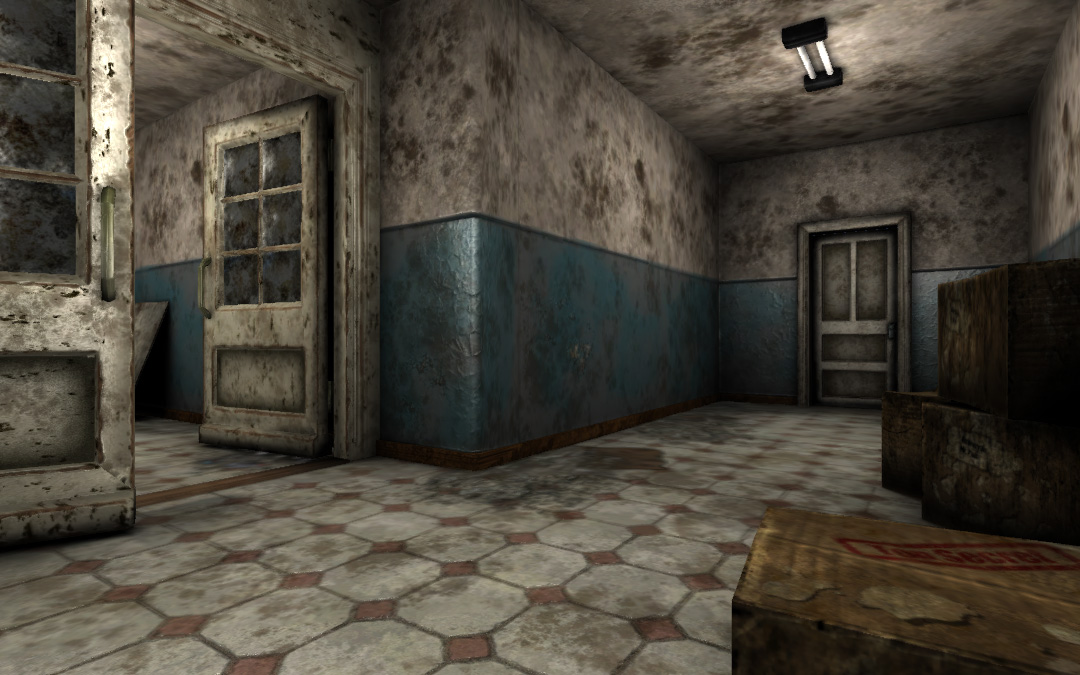 Interior wall texture - The Old Hospital Unity Community