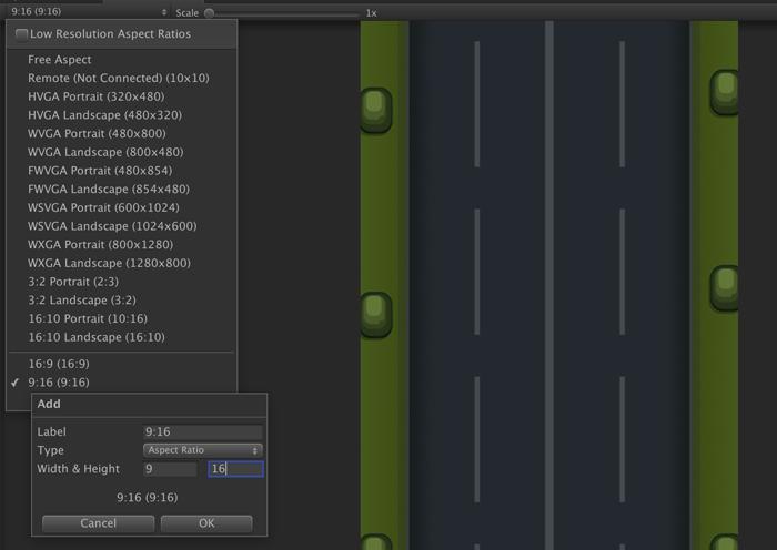Fit screen unity remote vs apk - Unity Forum