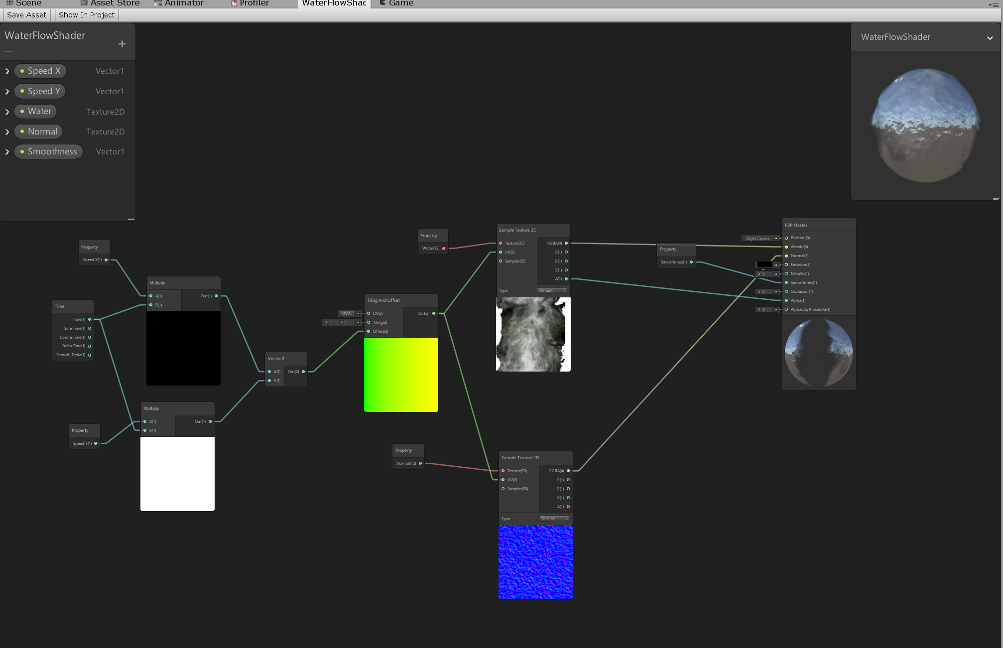 Shader Graph / HDRP: Reflection problems, compile errors
