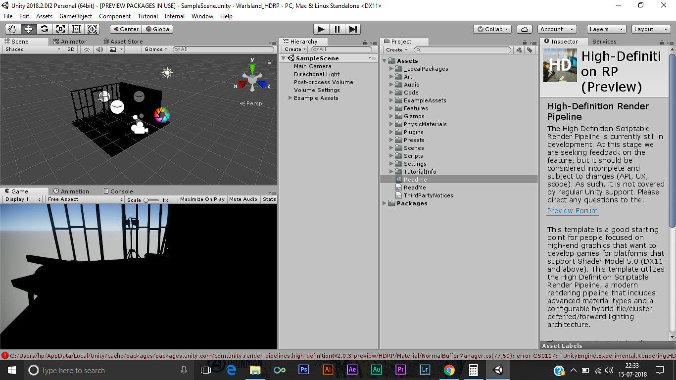 HDRP Custom shaders - Unity Forum