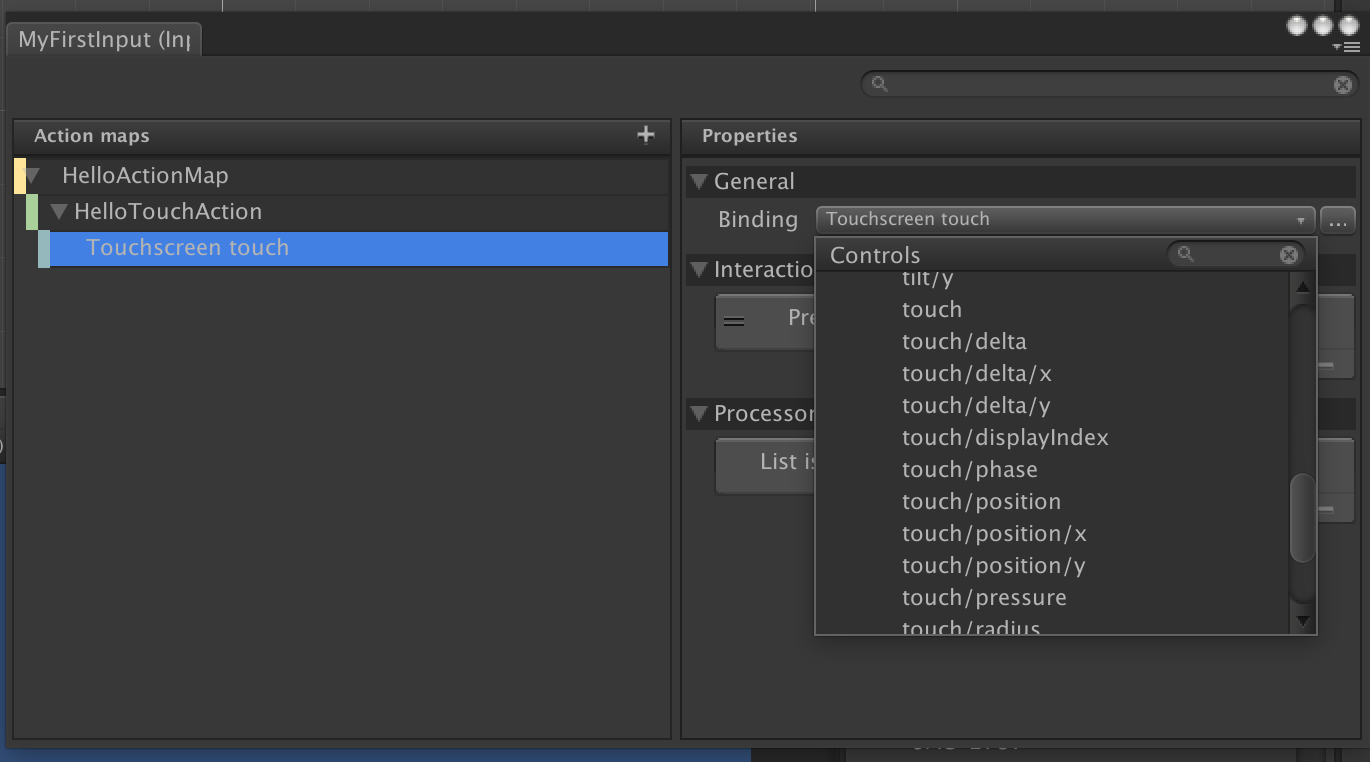 Is the touch screen working yet? - Unity Forum