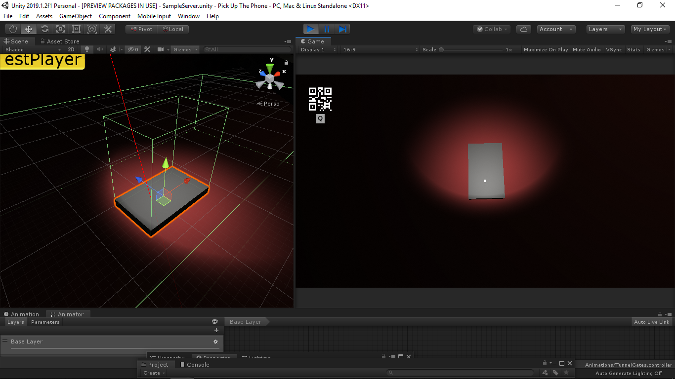 onMouseOver not working for 3D box? - Unity Forum