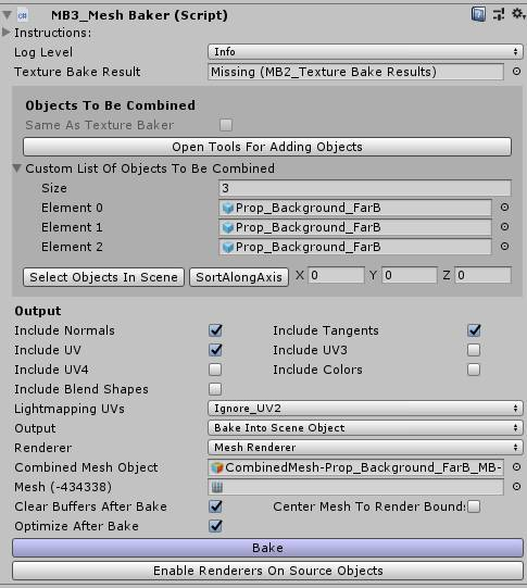 Mesh Baker by Digital Opus [RELEASED] | Page 44 - Unity Forum