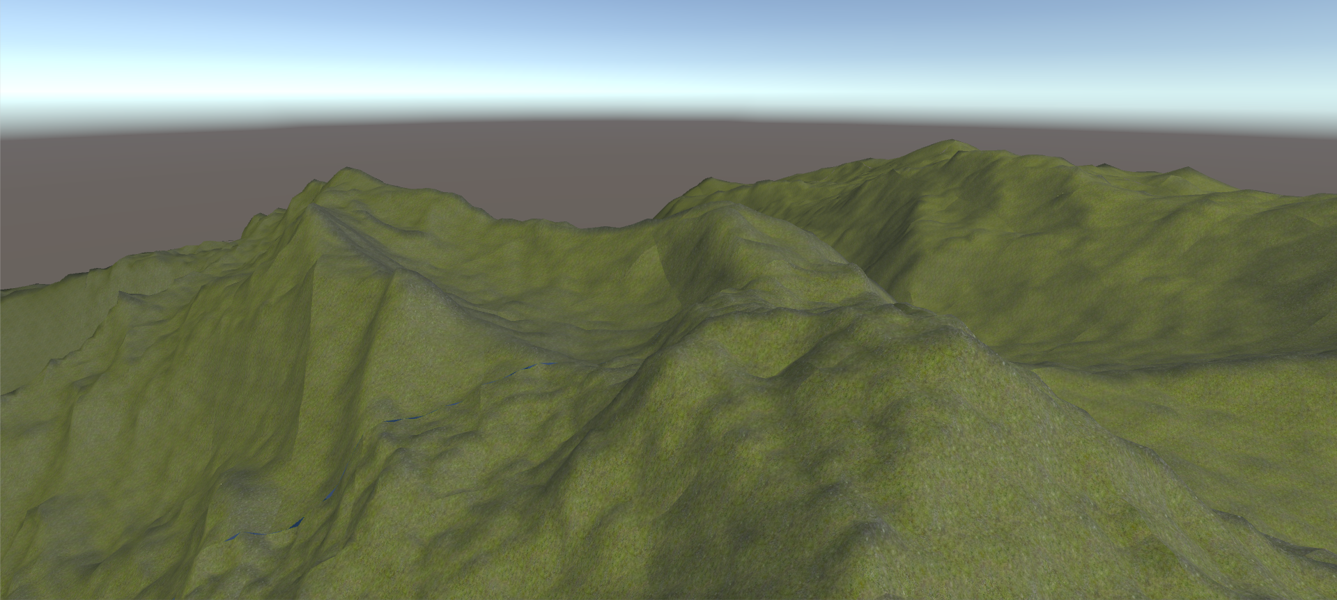 How do you create a realistic procedural Terrain? - Unity Forum