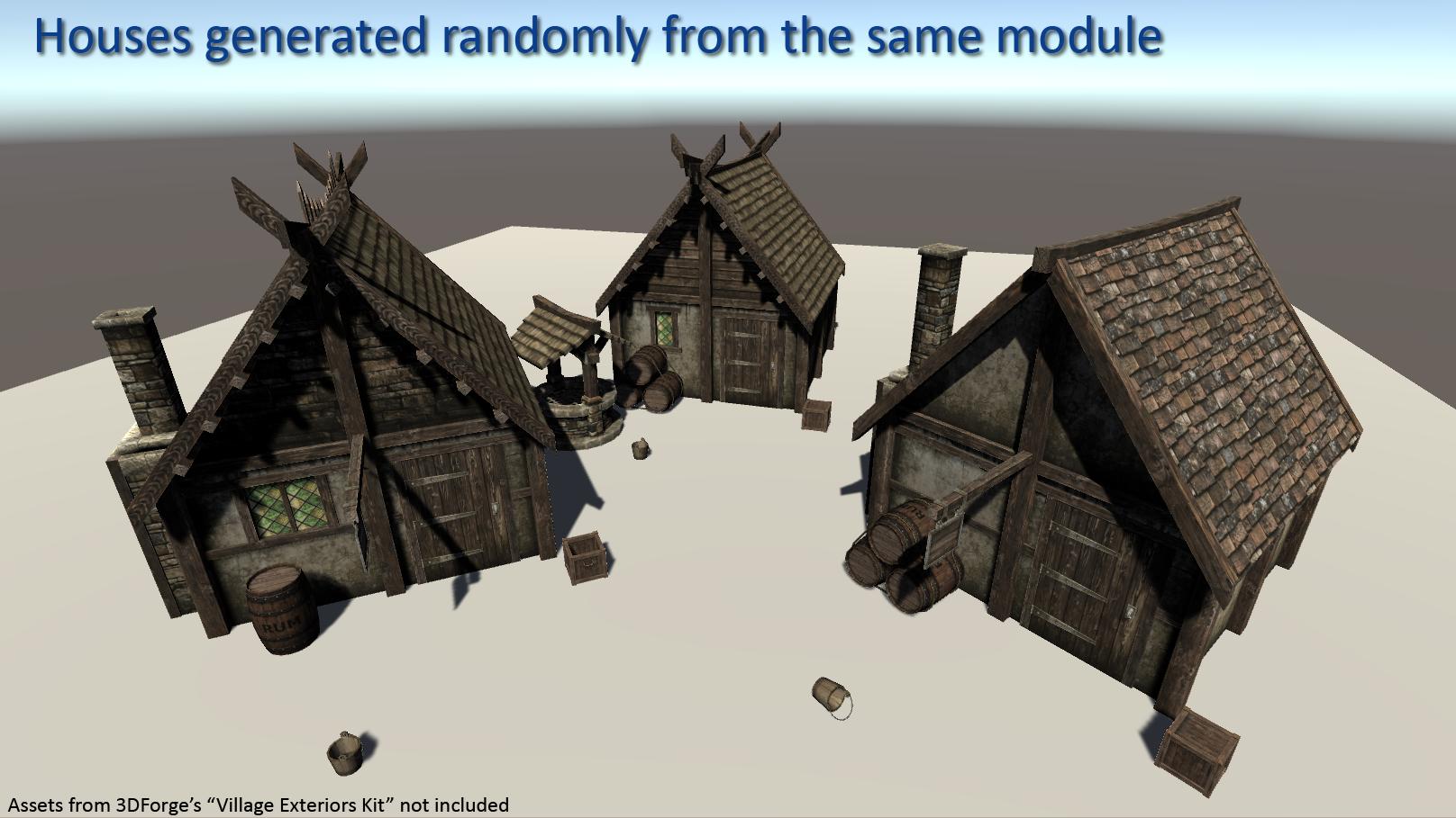 RELEASED] Module Generator - Unity Forum
