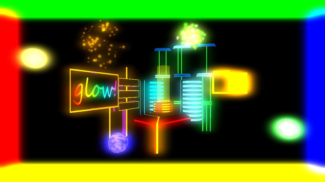Glow Effect (Mobile Friendly) | Unity Community