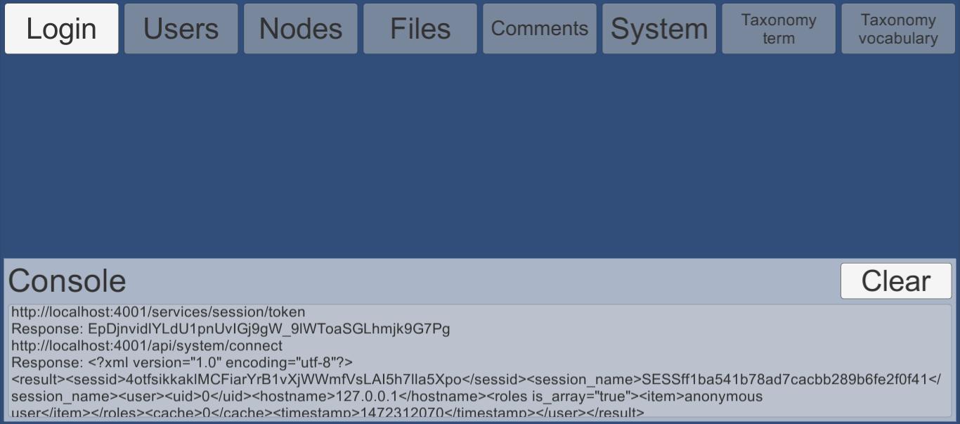 RELEASED] Drupal API - Unity Forum
