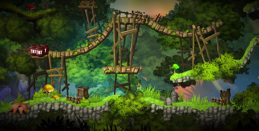 2D Forest Pack Platformer/Runner assets [RELEASED] - Unity Forum