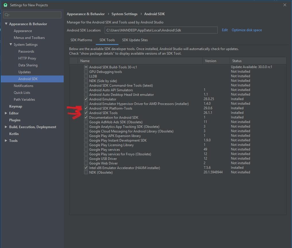 sdk tools_obsolete.jpg