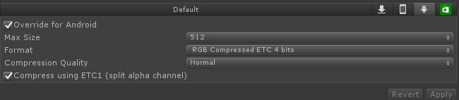 ETC1 Alpha channel compression - Unity Forum