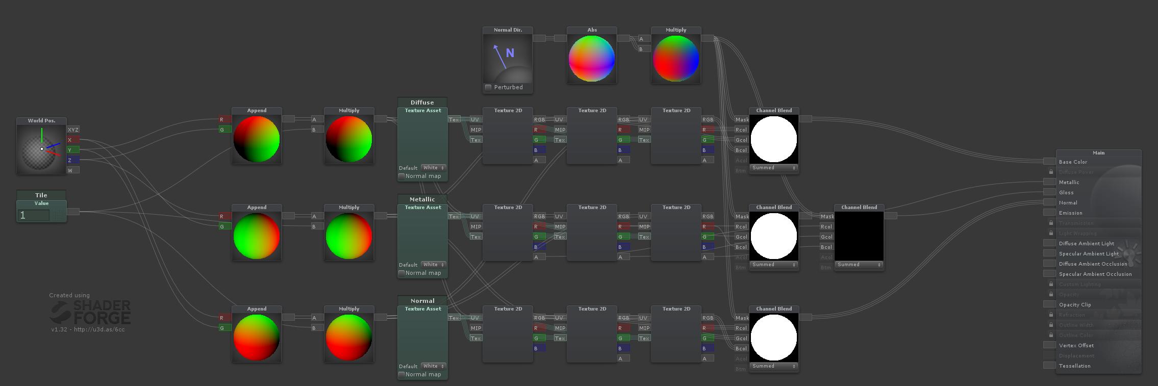 Shader Forge - A visual, node-based shader editor | Page 113 - Unity