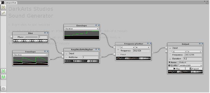 Sound Generator - Create or modify any audio - Unity Forum