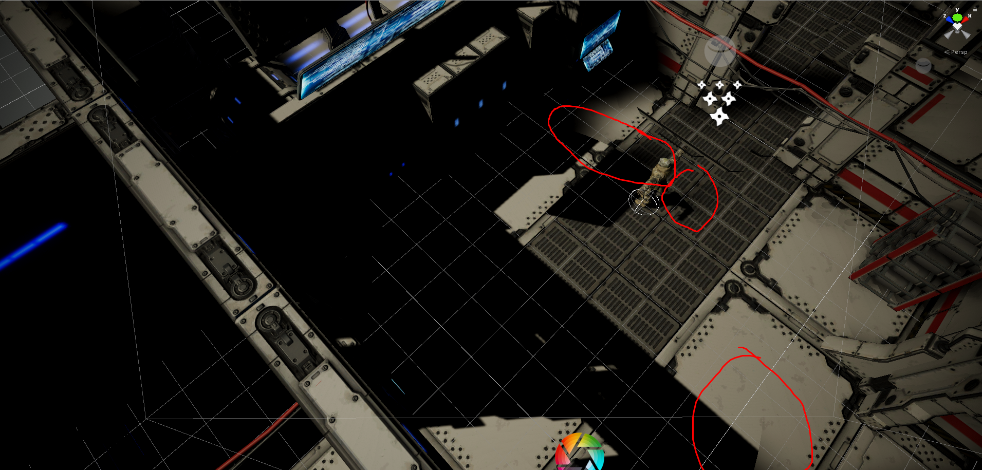 HDRP Shadow Distance, Camera Near/Far Clip Plane cuts