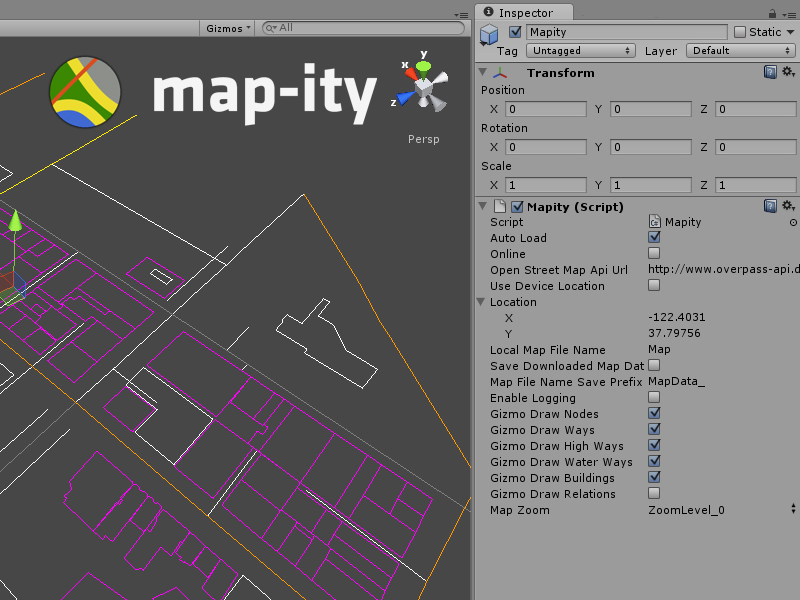 Map-ity Open Street Map data for Unity - Official - Unity Forum