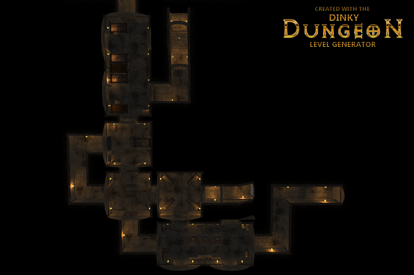 Dinky Dungeon Level Generator RELEASED Unity Community : shot5 png from forum.unity3d.com size 1348 x 897 png 439kB