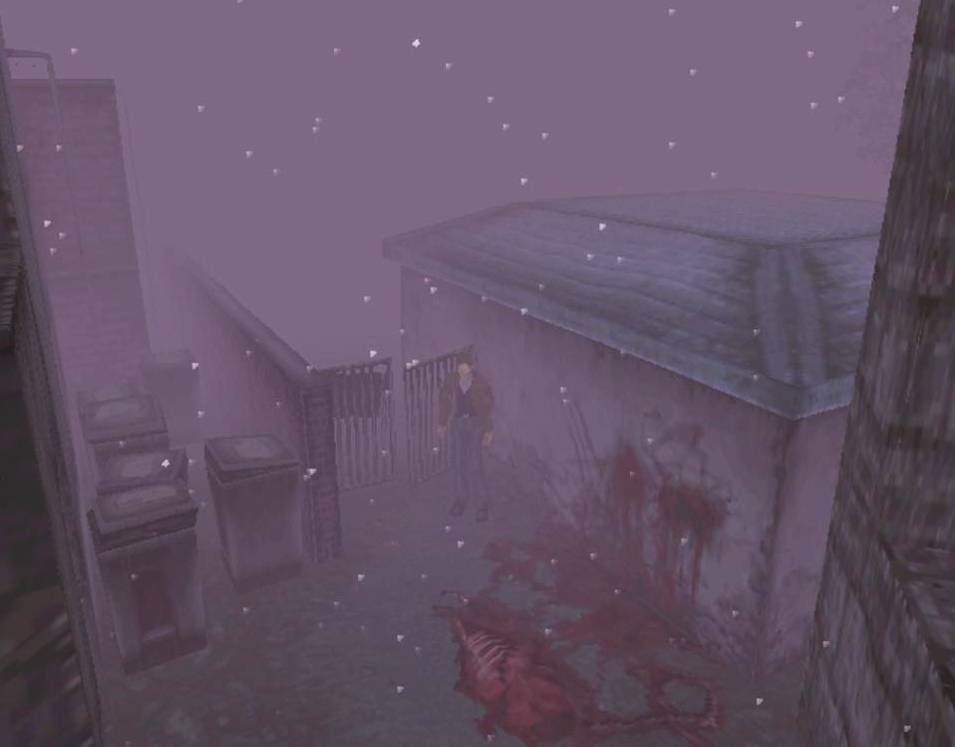 Thoughts on Silent Hill graphics - Unity Forum