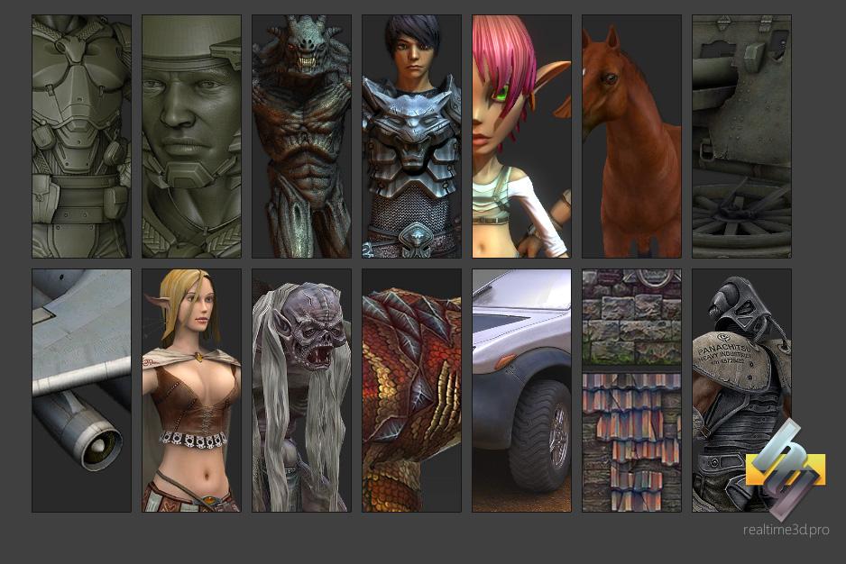 3d artist/Coder website portfolio (uniy web player) | Unity Community