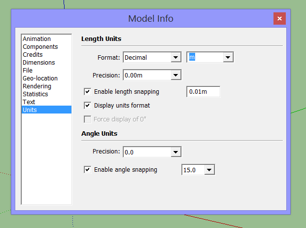 How to - Import a Sketchup ( skp) Model into Unity (with Textures