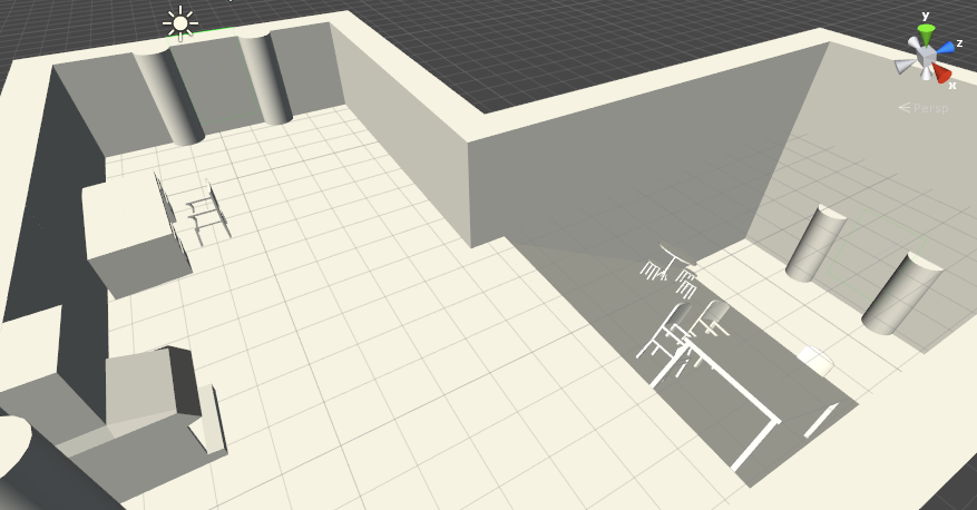 Dungen procedural dungeon generation unity community for Unity 3d room design