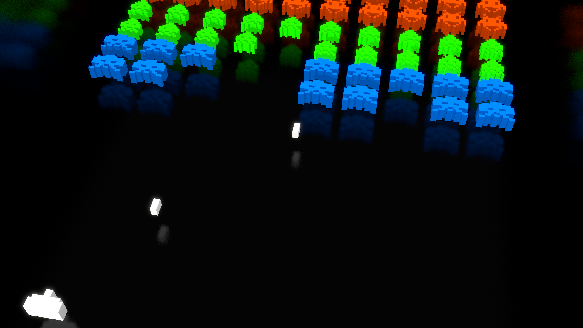 Space Invaders 3d Unity Community