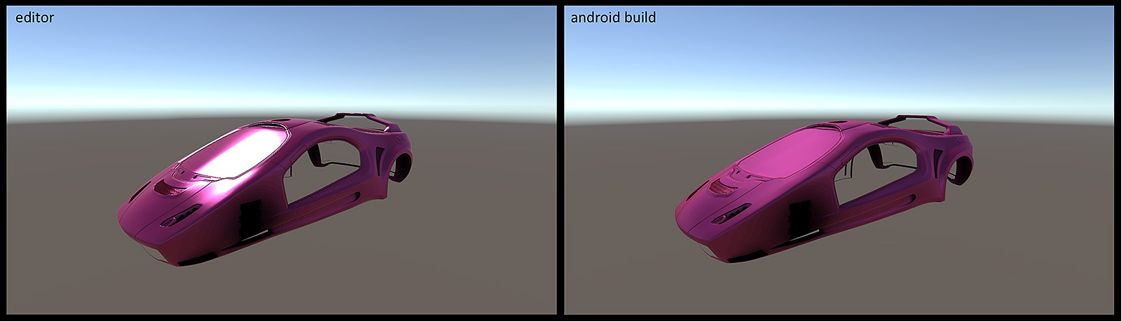 Standard shader specular on Android - Unity Forum