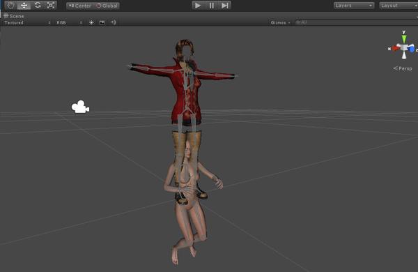 Daz to Unity3D Help? | Unity Community