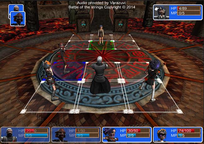 daiherzblog • Blog Archive • Tactical battle system rpg