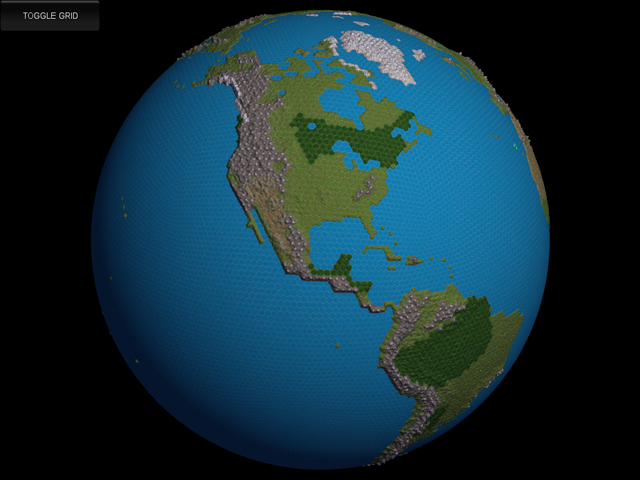 Hexglobe hex based planetary globes for strategy games unity inspired by hexplanet hexglobe allows the user to create hex based globes that can be used for turn based games the base of the system is an icosahedron sciox Gallery