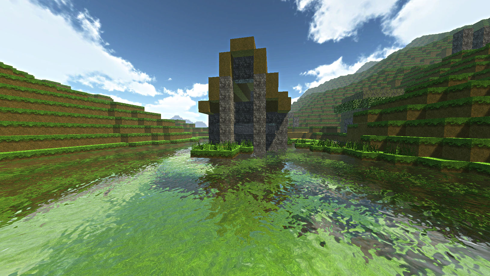 Uniblocks: cube-based infinite voxel terrain engine - Unity Forum