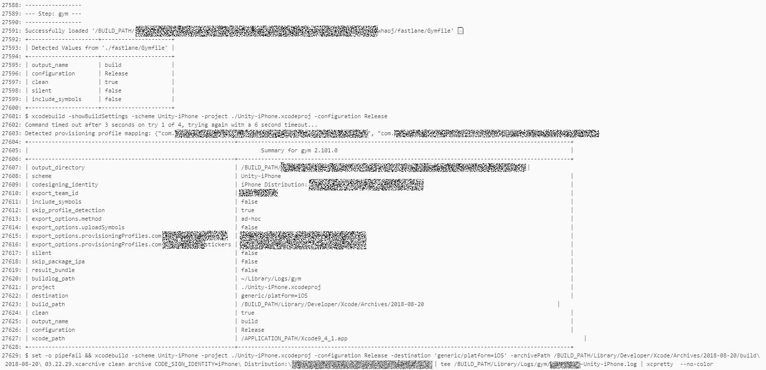 Xcode 9 - Multiple Provisioning Profiles - Unity Forum