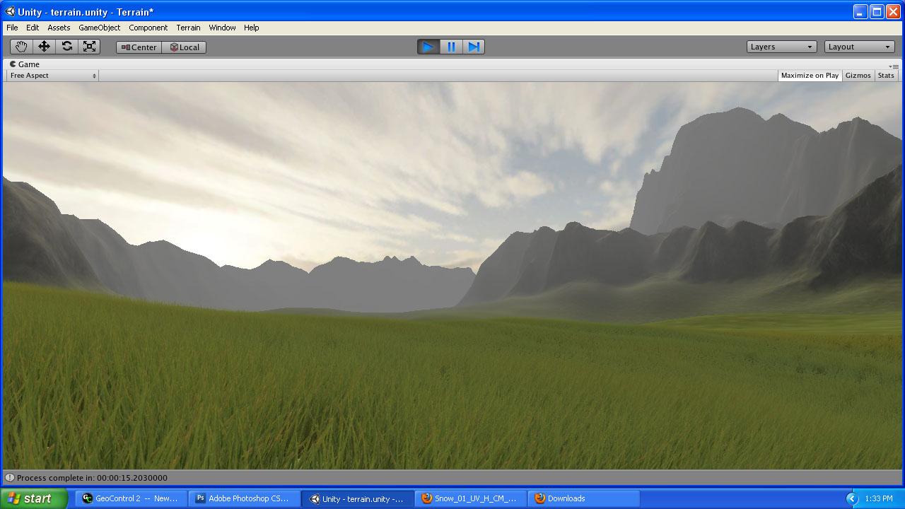 heightmap fun with geocontrol - Unity Forum