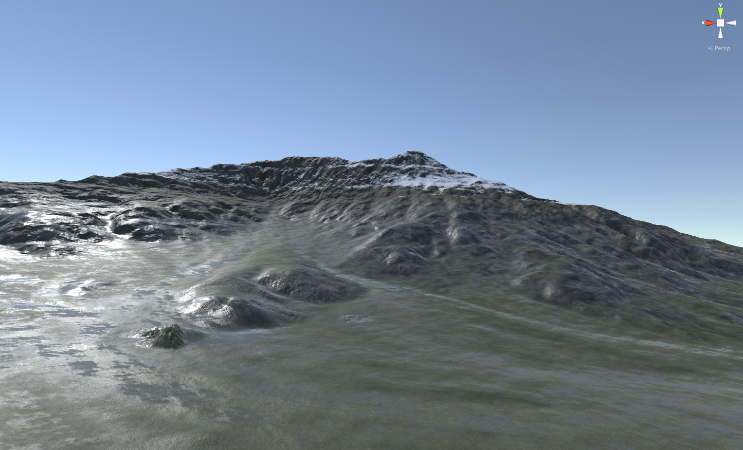 ats colormap ultra terrain shader