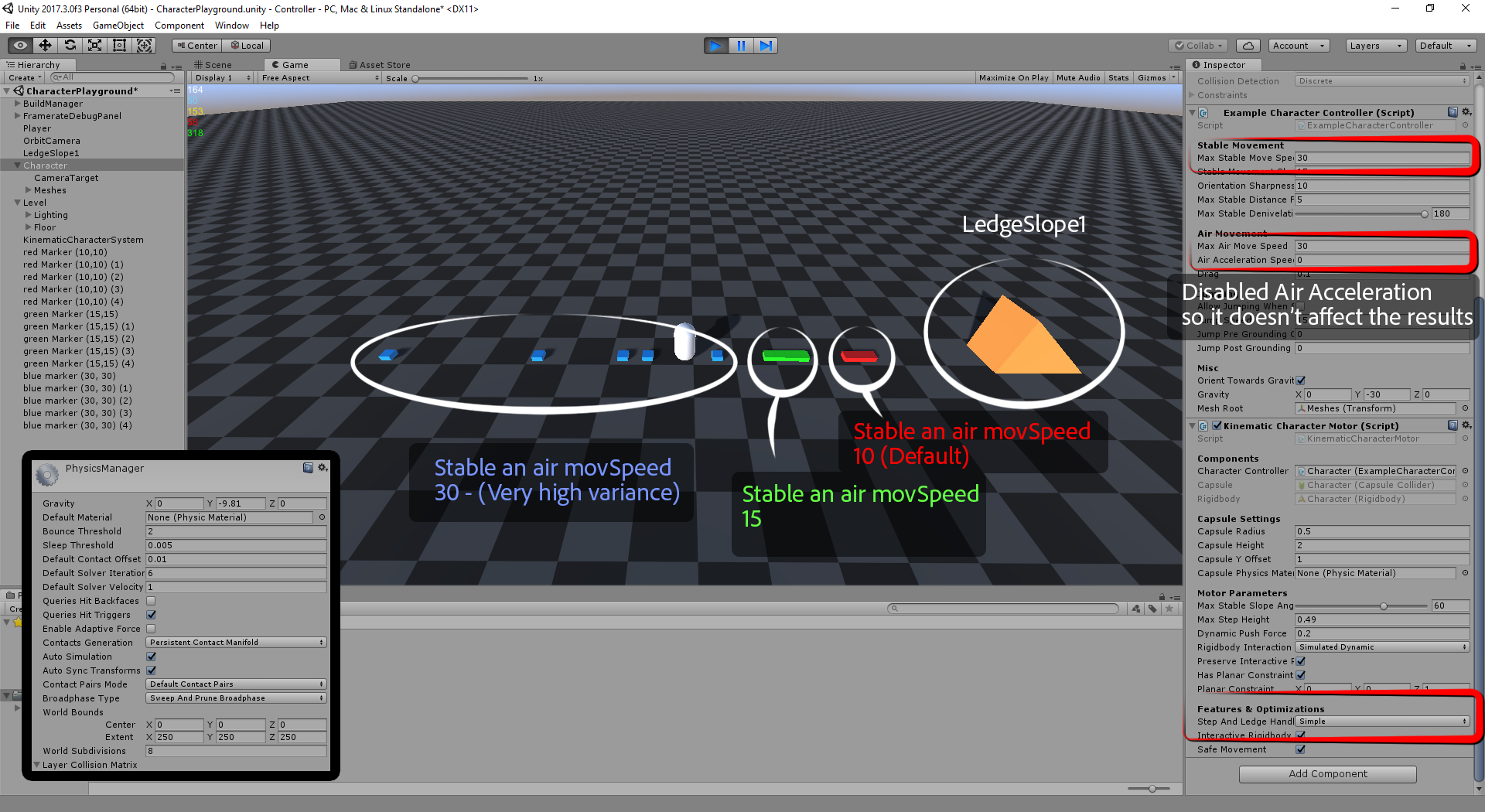 Released] Kinematic Character Controller   Page 8 - Unity Forum