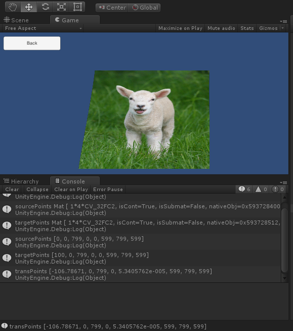 RELEASED] OpenCV for Unity | Page 19 - Unity Forum
