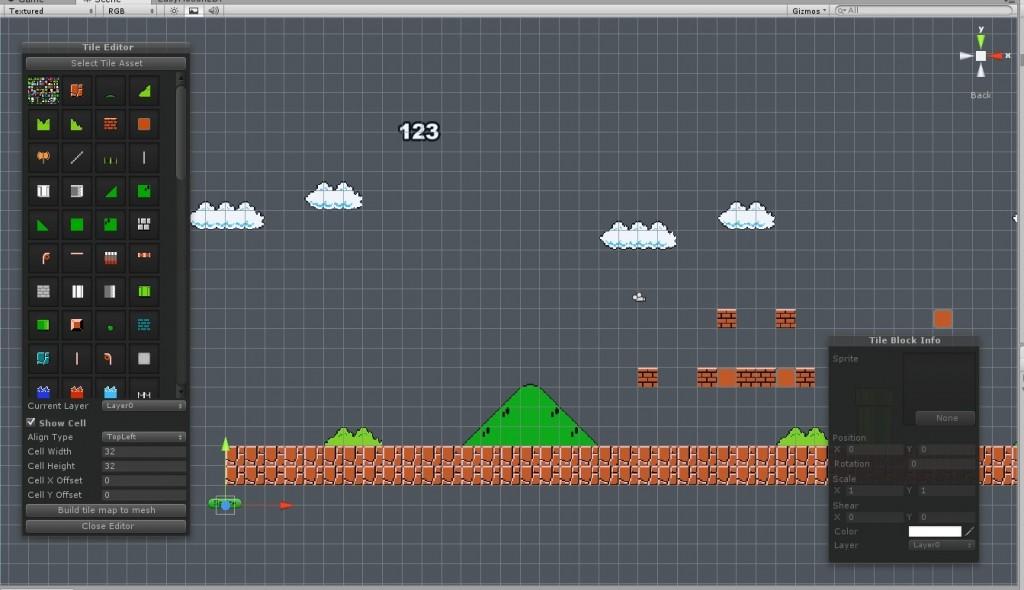 EasyMotion2D - Make 2D Skeleton Animation in Unity3D