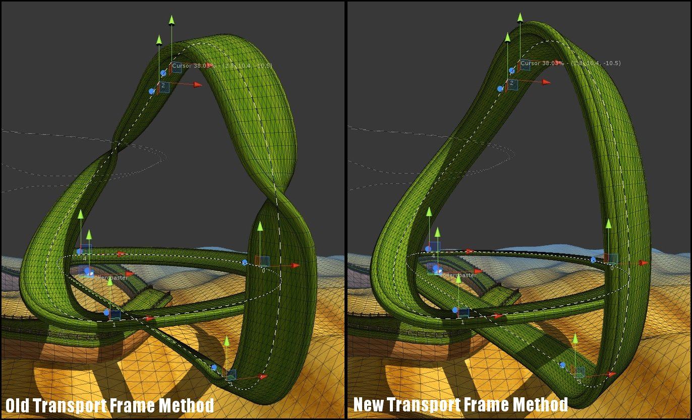 Update to MegaShapes, build meshes from your splines  | Page 2
