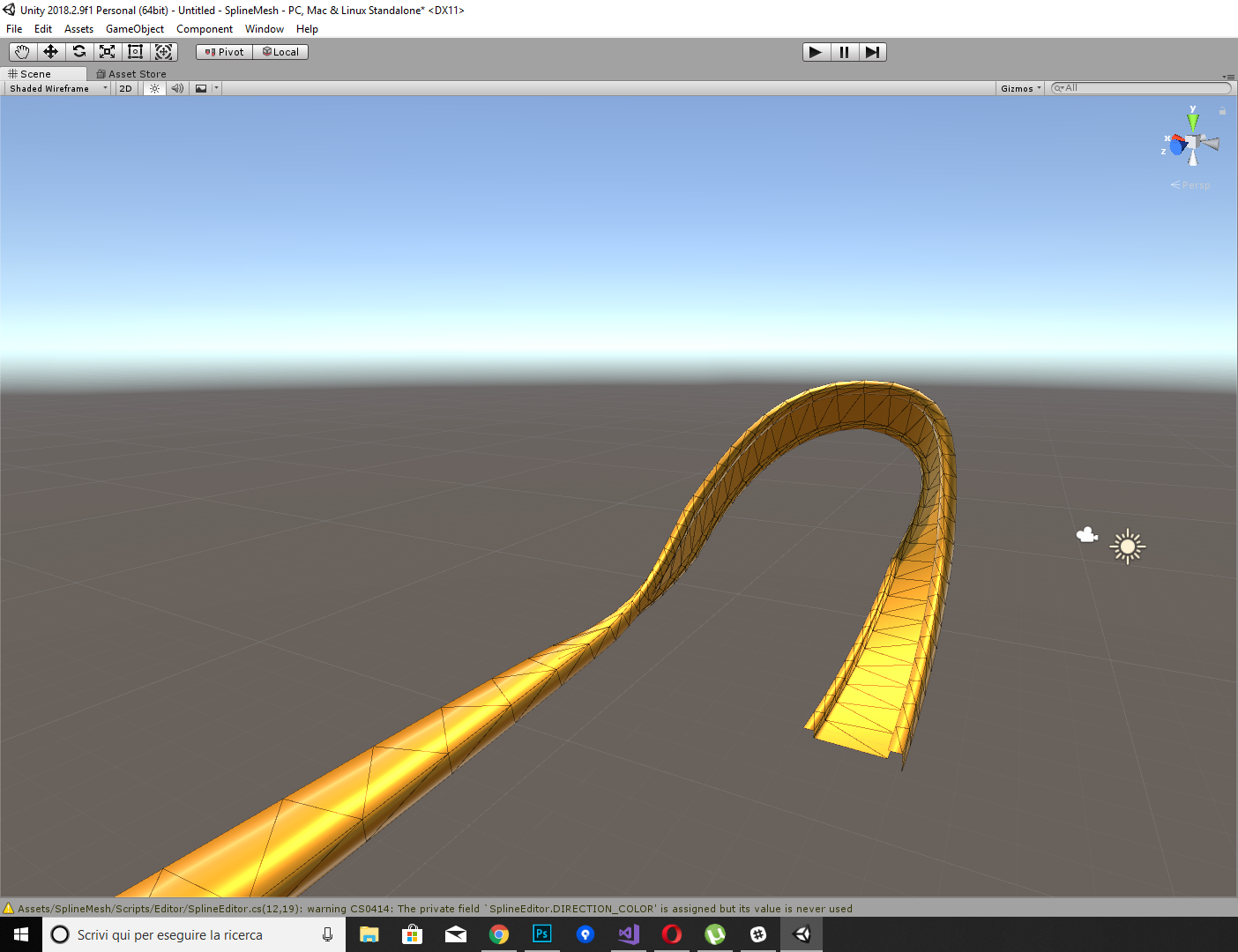 SplineMesh, the plugin to create curved content | Page 2 - Unity Forum