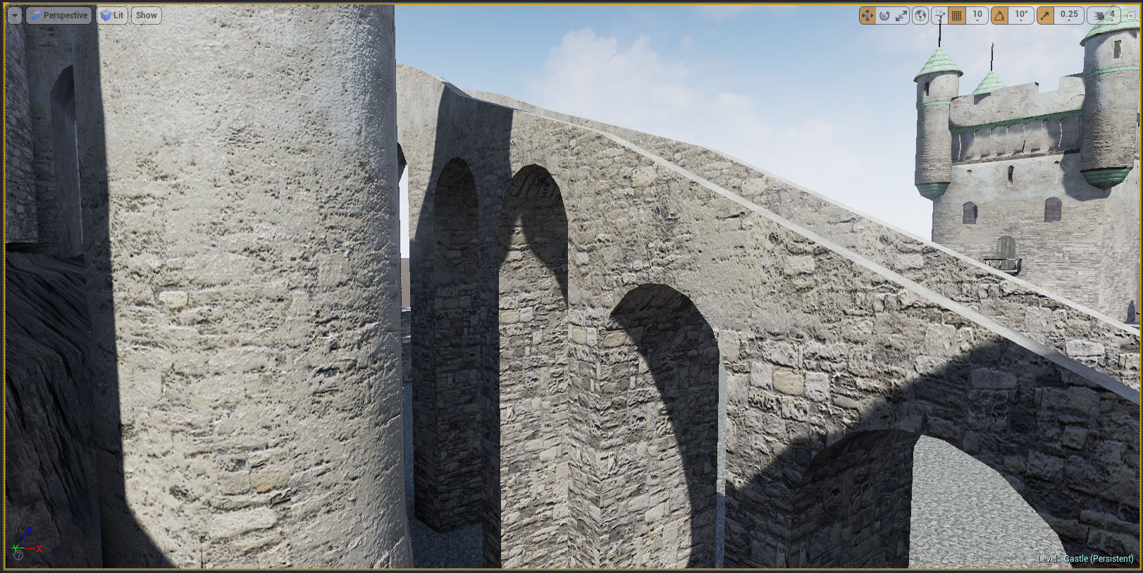 Visual Difference between Unity and UE4 - Unity Forum