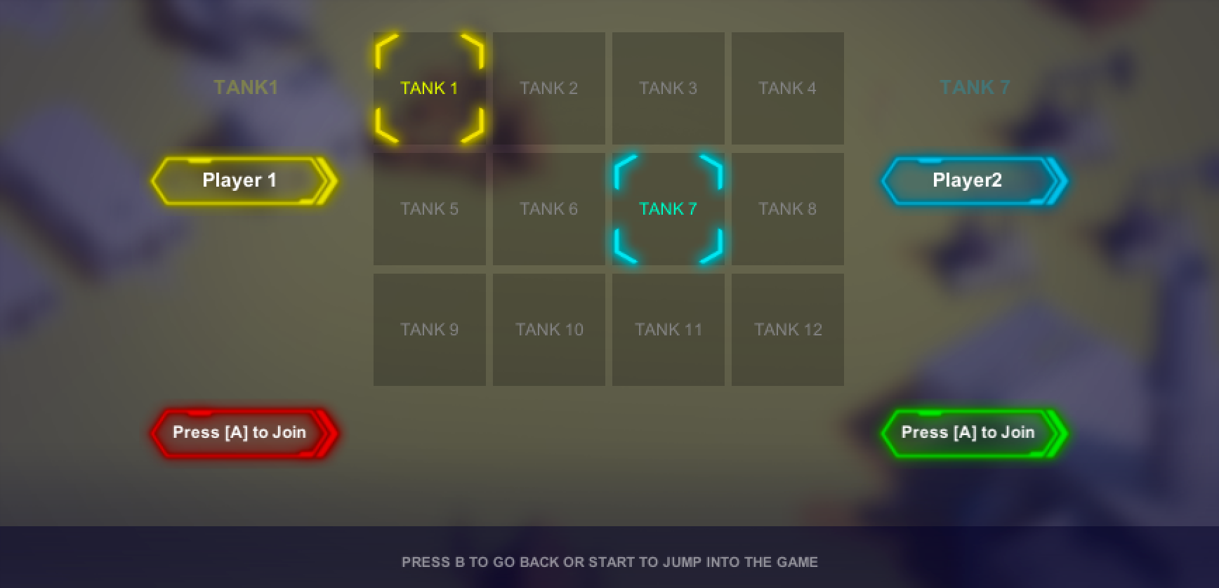 123 teach me tank game - I Know Maybe A Little Bit To Futuristic And To Holo But That Can Be Changed The Basic Idea Is That You Can Select A Tank Here And Whoever Wants To Join